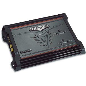 KICKER ZX350.4 4 CHANNEL AMPLIFIER