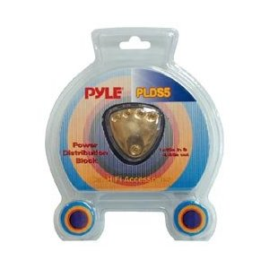 PYLE PLDS5 Power Distribution Block