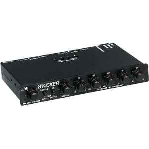 Kicker 03KQ5 5-Band Parametric Equalizer