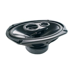 PowerBass S-693 6 x 9-Inches 3-Way Coaxial Speaker Set (pair)