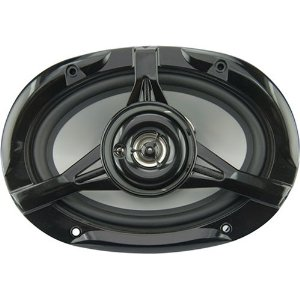 Power Acoustik KP-573N KP Series 240-Watt 3-Way 5-Inch X 7-Inch Full Range Speakers