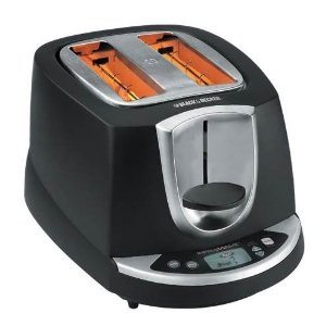 Black & Decker Infrawave Toaster