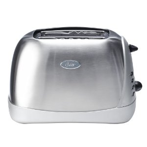 Oster 2-Slice Toaster – Stainless Steel