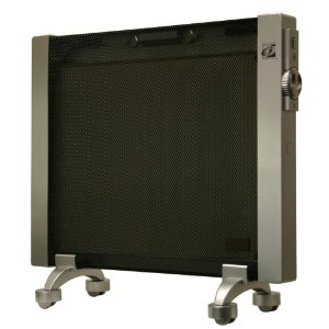Soleus Air HGW-308 Micathermic Flat-Panel Heater
