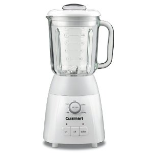 Cuisinart SPB-6 SmartPower Classic 48-Ounce 6-Speed Blender, White