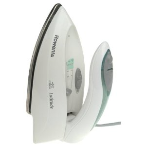 Rowenta DA-35 Latitude 35 Compact Iron with Dual Voltage for Travel