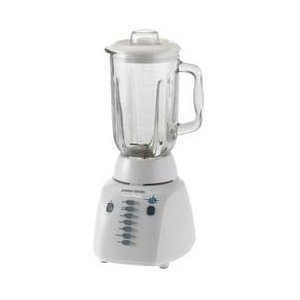 Black & Decker BL12475G Crush Master Blender, White