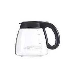 Mr. Coffee ISD13 12-Cup Replacement Decanter for FT and IS Series, Black