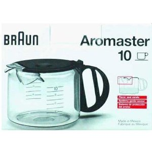 Braun KFK10L Replacement Carafe