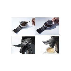 Coffeeduck PERMANENT Refillable Coffee Filter for the ORIGINAL Senseo HD model series