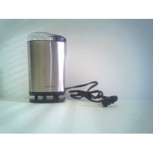 SAACHI STAINLESS STEEL COFFEE / DRY SPICE GRINDER. A VERY POPULAR MODEL FOR ALL YOUR GRINDING NEEDS. MODEL SA-1440.