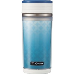 Zojirushi SM-BTE35 D-Mug with Tea Strainer