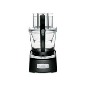 Cuisinart FP-12BK Elite Collection Black Food Processor 12-c.