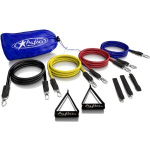 Basic Resistance Bands Workout Set