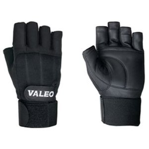 Valeo Competition Wrist Wrap Lifting Gloves