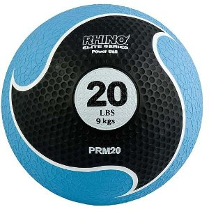 Rhino Elite Medicine Ball - 20 lb.