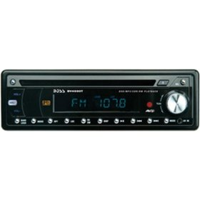 Boss Audio BV4250 In-Dash DVD Receiver