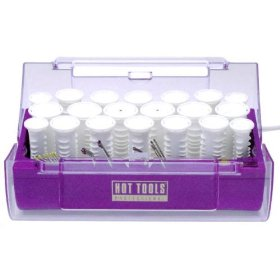 Hot Tools 20 Piece Hairsetter with Ribbed Rollers 1321
