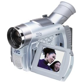 JVC GRD30 MiniDV Camcorder with 2.5