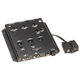 Kicker 03KX3 3-Way Active Crossover