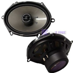 JL Audio C2-570x 5x7 2-way Car Audio Speakers (Pair)