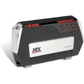 MTX Thunder 4252 - Amplifier - 2-channel