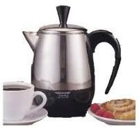 Farberware fcp280 steel percolator 8cup