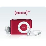 Apple iPod Shuffle 1gb (Product) Red Special Edition