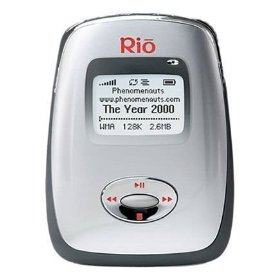 Rio Carbon 5 GB MP3 Player