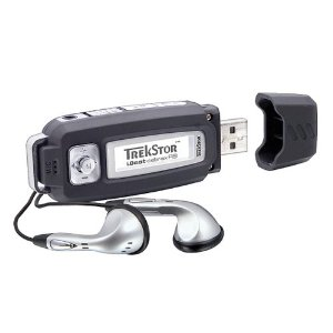 TrekStor i.Beat cebrax RS 1 GB with FM Transmitter