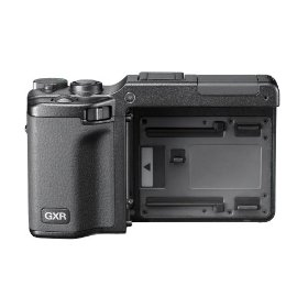 Ricoh GXR Interchangeable Unit Digital Camera System with 3-Inch High-Resolution LCD