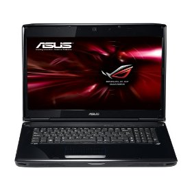 ASUS G72Gx-A1 Republic of Gamers 17-Inch Gaming Laptop - Black
