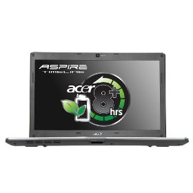 Acer Aspire Timeline AS5810TZ-4433 15.6-Inch HD Display Aluminum Laptop - Up to 8 Hours of Battery Life