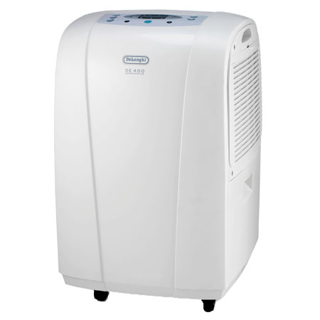 Delonghi de400 dehumidifier 40 pint