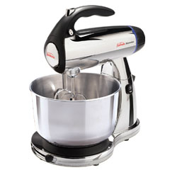 Sunbeam 2379 stand mixer 300w 12speed 2steel bowls