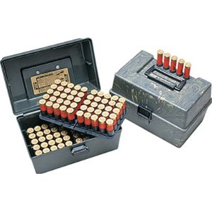 Model SF-100 Shotshell Case 12 Gauge Camouflage