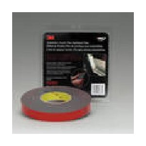 3M-6383 7/8 BLACK ATTACH TAPE