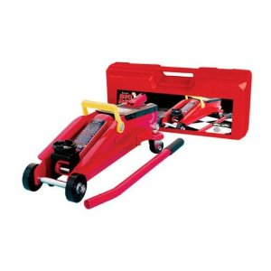 Torin T82012 2 Ton Hydraulic Trolley Jack in Plastic Case
