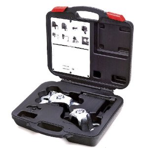 Alltrade 648643 Kit 4 Hub Puller Tool Set