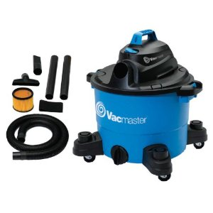 Vacmaster VJ809 8-Gallon 4 HP Wet/Dry Vacuum
