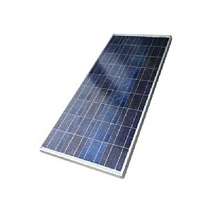 Sunforce 39110 123-Watt High-Efficiency Polycrystalline Solar Panel with Sharp Module