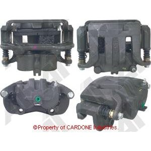 A1 Cardone 17-2639 Remanufactured Brake Caliper