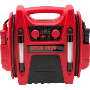 Motor Trend 11-410 Power Center Jumpstart with Compressor