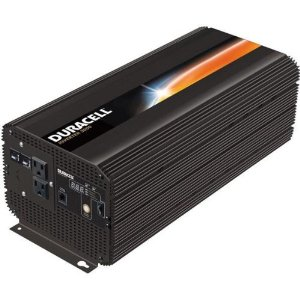 Duracell 813-3007 3,000 Watt DC to AC Power Inverter