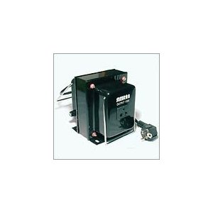 1500 WATTS HEAVY DUTY 110V-220V STEP UP / DOWN TRANSFORMER FOR WORLDWIDE USE - MODEL VOD 1500 2WAY.