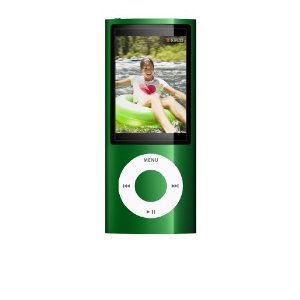 Apple iPod nano 8 GB Green (5th Generation) NEWEST MODEL