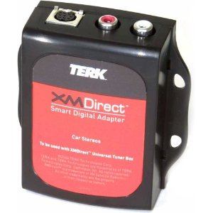 Terk Satellite Radio/Alpine XM Direct Smart Digital Adapter