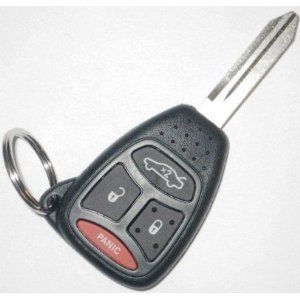 2005-2007 Jeep Grand Cherokee Remote Head Key with Free Do-It Yourself Programming (Must have two working keys)