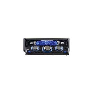Dual XD7600 220 Watt In-dash AM/FM/CD Receiver with Iplug and Detachable Face
