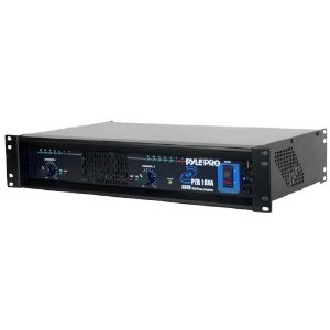 PYLE PZR10XA 3300 Watts Professional DJ Power Amplifier